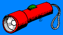 Emergency flash light