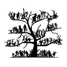 Ancestor family tree